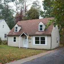 Rental info for Cozy 4 bedroom no dining room or garage will take 3bed voucher in the Cleveland area