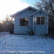 Rental info for 915 West 27th Street