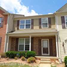 Rental info for 3037 Deerborne Ct.