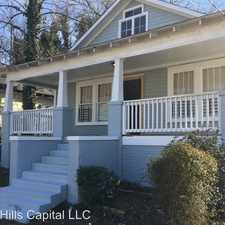 Rental info for 896 Spencer St NW in the Atlanta area