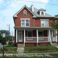 Rental info for 1444 Hunter Avenue in the Columbus area
