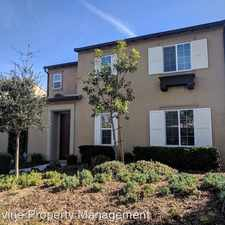 Rental info for 31758 Paseo Peonia