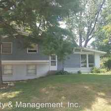 Rental info for 2518 Cottonwood Drive
