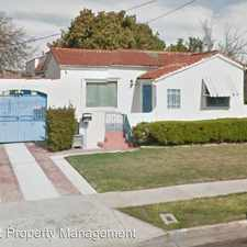 Rental info for 1637 W. 37th Street in the Los Angeles area