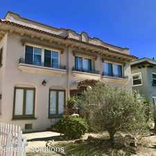 Rental info for 3939 4th Ave. in the San Diego area