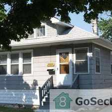 Rental info for *** BEAUTIFUL 3 BEDROOM HOUSE - READY NOW FOR RENT @ 99TH & YALE *** in the Fernwood area