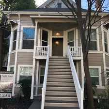 Rental info for 1814, 1818 & 1820 T STREET in the Sacramento area