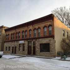 Rental info for 110 1/2 9th St S in the Fargo area