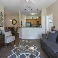 Rental info for Enclave At Tranquility Lake