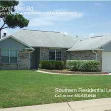 Rental info for 1978 Coral Reef Rd