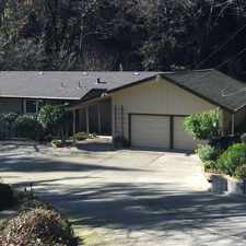 Rental info for Eureka Canyon Stunner ~ Large Single Family Home ~ Available Now