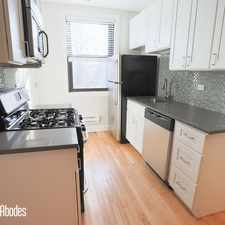 Rental info for 2319 Rockwell #2A in the Chicago area