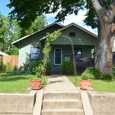 Rental info for 1136 South Florence Avenue in the Tulsa area