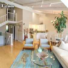 Rental info for $4500 3 bedroom Townhouse in Marin County San Rafael