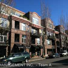 Rental info for 618 NW 12th Ave #308 in the Portland area