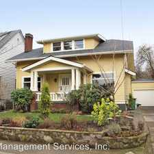 Rental info for 2334 NE 10th Ave - ADU in the Portland area