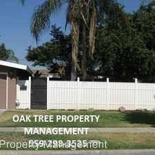 Rental info for 3534 N. Fisher in the Fresno area