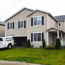 Rental info for 20119 78th Av Ct E