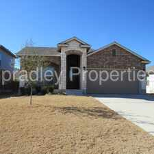 Rental info for 1402 Fawn Lily-BISD