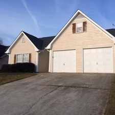 Rental info for 195 North Greenfield Circle