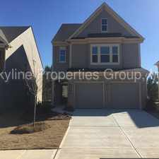 Rental info for Brand New House - 3 Bedroom 2.5 Bath
