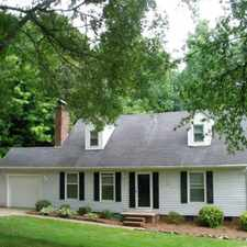 Rental info for 4 Bedroom With One Car Garage! in the Greensboro area