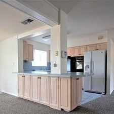 Rental info for Great Golf Course Home In The Resort Style Comm... in the Phoenix area