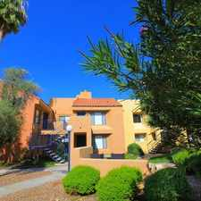 Rental info for Over 748 Sf In Tucson in the Catalina Foothills area