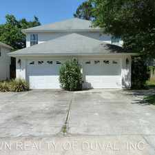 Rental info for 2210 Rosewood Dr in the Jacksonville area