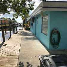 Rental info for Waterfront House 2/2 Matlacha FL w/Boat Dockage $1500 Annual Lease