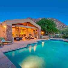Rental info for 25950 N 107TH Way Scottsdale Three BR, Beautiful custom home in the Scottsdale area