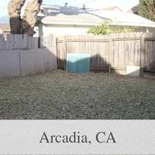 Rental info for Outstanding Opportunity To Live At The Arcadia ... in the Arcadia area