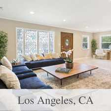 Rental info for Los Angeles Luxurious 4 + 3 in the Los Angeles area
