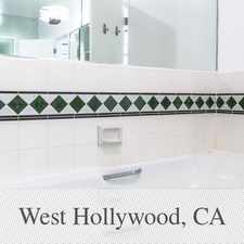 Rental info for Attractive 2 Bed, 2.50 Bath in the West Hollywood area