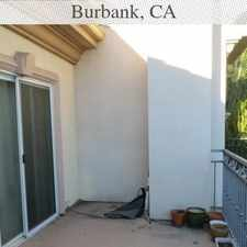 Rental info for Attractive 3 Bed, 3.50 Bath. Washer/Dryer Hookups! in the Los Angeles area