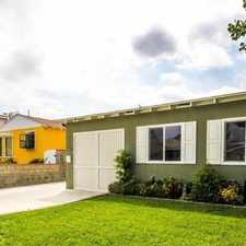 Rental info for Charming Two-bedroom, One-bathroom Nestled In T... in the Los Angeles area