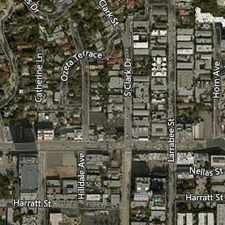 Rental info for Very Secluded On Two Lots. in the West Hollywood area
