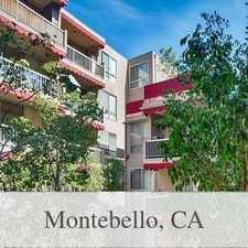 Rental info for Attractive 1 Bed, 1 Bath. Pet OK! in the Montebello area
