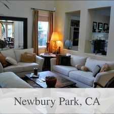 Rental info for Spectacular Home On Premium Private Lot With Sp... in the Thousand Oaks area