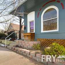 Rental info for 3224 Perry Street #1 in the Denver area