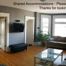 Rental info for William St & Barrie St