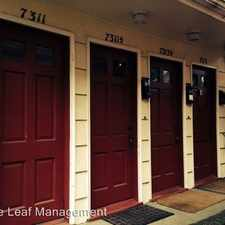 Rental info for 7311B Woodlawn Ave NE - Tess Rentals in the Seattle area