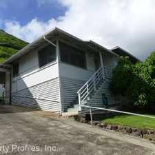 Rental info for 6002 KANIELA PLACE