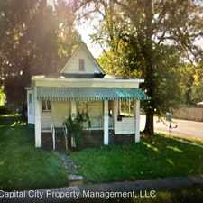 Rental info for 1002 N 11th St in the Springfield area
