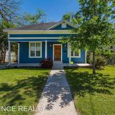 Rental info for 128 PANAMA in the San Antonio area
