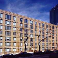 Rental info for 321 W 54th St