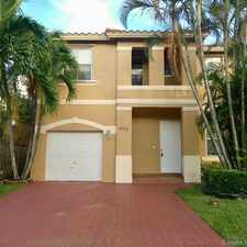 Rental info for 953 Northwest 135th Avenue in the Pembroke Pines area