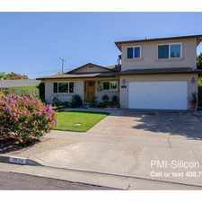 Rental info for 4624 Winding Way in the San Jose area