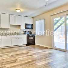 Rental info for SUN Open House|1b1b | Brand New Remodel| near SDSU |Pet Friendly | No weight limit | Available NOW in the San Diego area