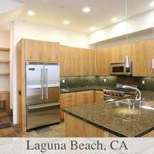 Rental info for 3 Bedrooms Loft - Designed By Well-respected La... in the Laguna Beach area